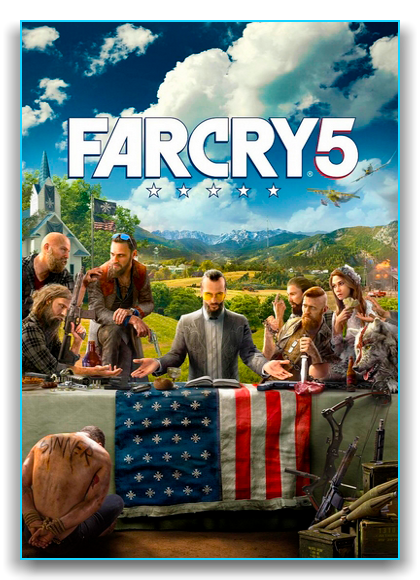 Far Cry 5: Gold Edition [v 1.011 + DLCs]