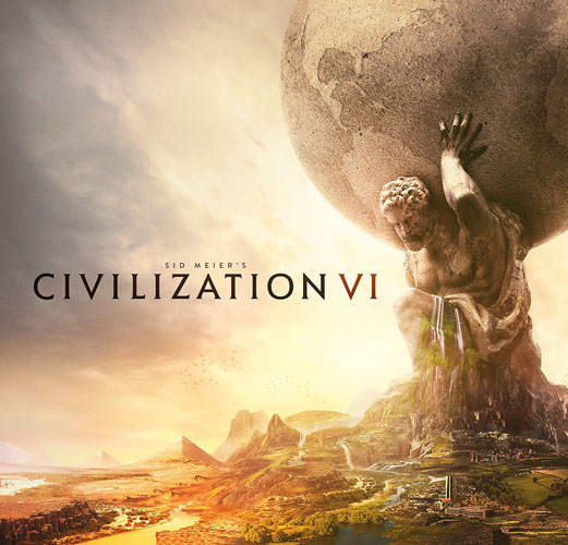 Sid Meiers Civilization VI - Digital Deluxe (v 1.0.7.9+DLC) (2016) PC | RePack от xatab