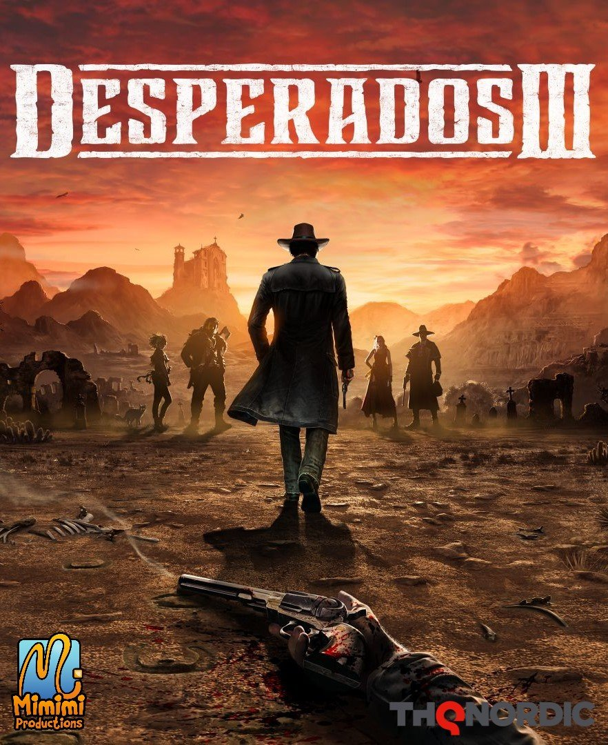 Desperados III [GOG] (2015) PC | Лицензия