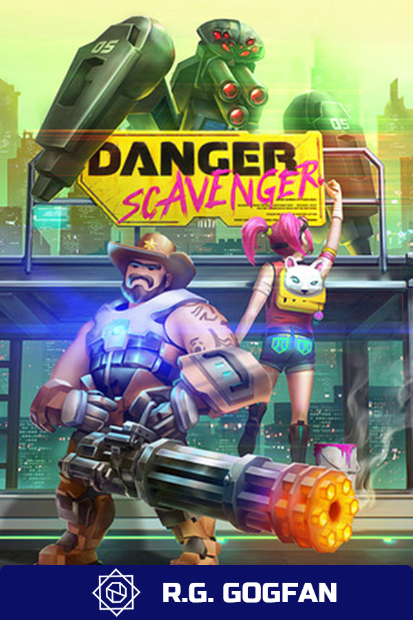 Danger Scavenger [GOG] (2020) PC | Лицензия